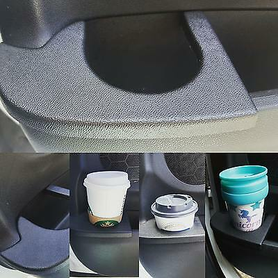DS3,All Models.  Cup Holder,Drinks Holder. Right Hand side ,Black Textured ABS.