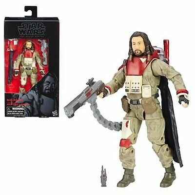 Star Wars Rogue One The Black Series Baze Malbus 6-Inch  Figure NEW PRE-ORDER