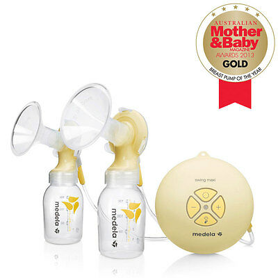 Medela Swing Maxi Double Electric Breastpump - NEW