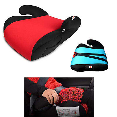 Children Car Booster Seat Safty Sturdy Baby Fit 3 To 12 Years Child Toddler
