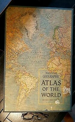 Atlas of the Worlds - National Geographic