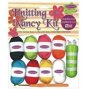 Sullivans Knitting Nancy Kit .