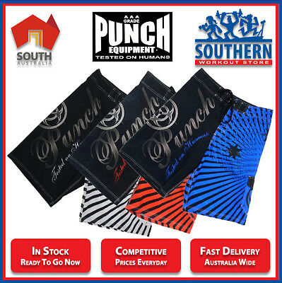 Board Shorts Punch Southern Cross Australia Boxing MMA Polyester 930PBS