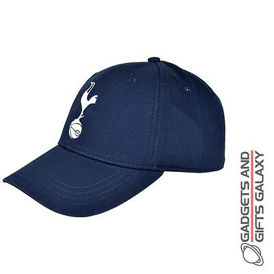 TOTTENHAM CORE BASEBALL CAP HAT NAVY OFFICIAL LICENSED football gift souvenir