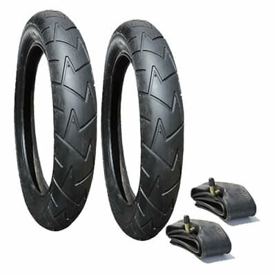 Mountain Buggy Swift Tyres /& Inner Tube Se of 2 size 10 x 2 Puncture Protected