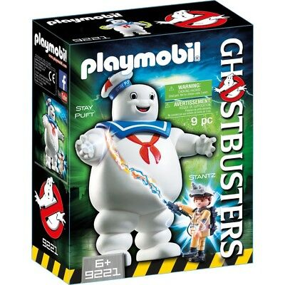 Playmobil® Ghostbusters Stay Puft Marshmallow Man 9221