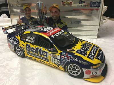 Bathurst Winner 2006 Lowndes Whincup Team Betta Electrical BA Falcon 1:18