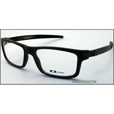 Eyeglasses OAKLEY CURRENCY 8026 - Colour 02 Size 54-17