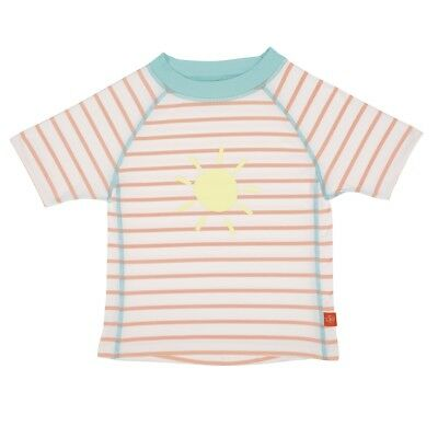 Lässig Baby UV-Schutz Shirt Sailor peach Gr. 0-6 6-12 12-18 18-24 24-36 Monate