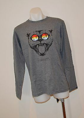 Sizes 6,10 /& 12 Replay Boys Long Sleeve Printed T Shirt NEW GREY