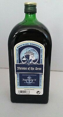 Jägermeister Kräuterlikör Meister of the Seas Edition 35% Vol., 1 Liter