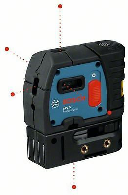 Bosch GPL 5 Point Laser 30 Meter 0601066200