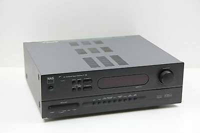 NAD T 752 AV Surround Sound Receiver T752 7.1 Stereo Amplifier Receiver 400W
