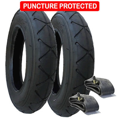 """TYRE & INNER TUBE SET SUITABLE FOR FOR MOUNTAIN BUGGY DUET X 2  (10"""" x 2"""")"""