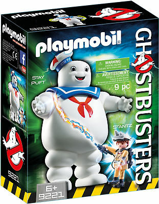 Playmobil Ghostbusters 9221 Stay Puff Marshmallow Man