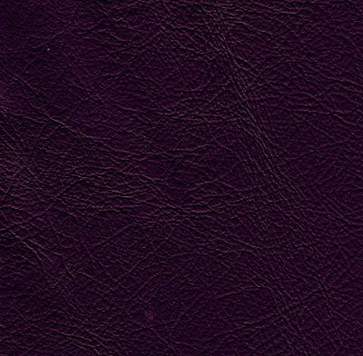 45 sq ft Andrew Muirhead Purple Polka Leather Hide /skin for Upholstery