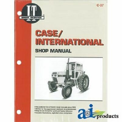 CASE IH 2090 Tractor Parts Manual Book List catalog spare