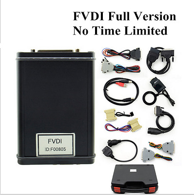 FVDI ABRITES Commander Full Version With 18 Software Diagnostic Tool