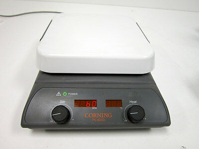"Corning 6795-620D Pc-620D Digital Stirring Hot Plate With 10"" X 10"" Pyroceram"