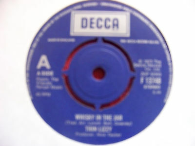 Thin Lizzy - Whisky in the jar / Vagabond of the Western world + Sitamoia   45