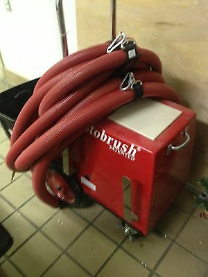 ROTOBRUSH Duct Cleaner with hose and accessories