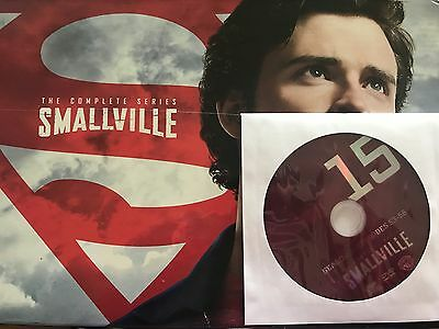 Smallville - Season 3, Disc 3 REPLACEMENT DISC (not full season)