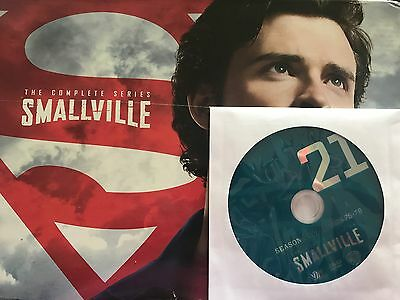 Smallville - Season 4, Disc 3 REPLACEMENT DISC (not full season)