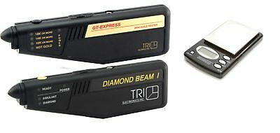 Tri Electronics Gt-Express Electronic Gold Tester & Diamond Beam I Jewelry Tool