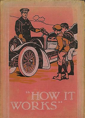 How It Works - Archibald Williams (1920s) & How It Works How Its Done