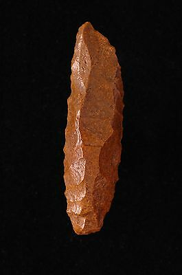 MIDDLE to LATE PALEO KNIFE BLADE, Danube River Valley, Germany