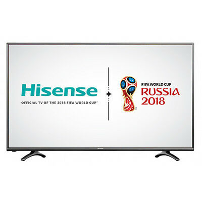"NEW Hisense - 50"" FHD LED Smart TV - 50N4 from Bing Lee"