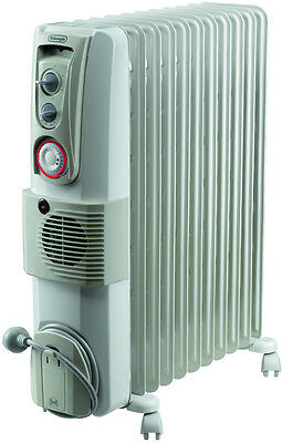 NEW DeLonghi - DL2401TF - Oil Filled Radiator - 2400W from Bing Lee