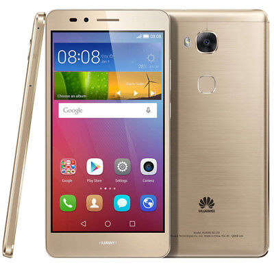 """New Huawei - GR5 Smart Phone - Gold -  5.5"""" IPS from Bing Lee"""