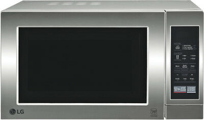 NEW LG - MS2044VS - 20L Stainless Steel Microwave from Bing Lee