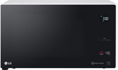 New LG - MS2596OW - NeoChef 25L Smart Inverter Microwave from Bing Lee