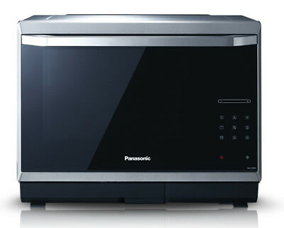 NEW Panasonic - NN-CS894SQPQ - 32L Convection Microwave Oven from Bing Lee