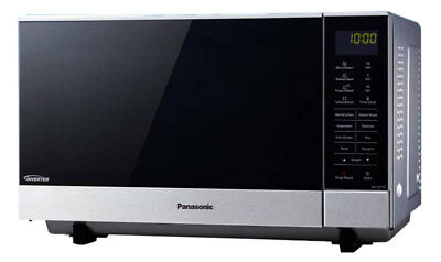 NEW Panasonic - NN-SF574SQPQ - 27L Inverter Microwave Oven from Bing Lee