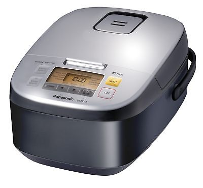 New Panasonic - SR-ZX105KSTM - 1L Rice Cooker from Bing Lee