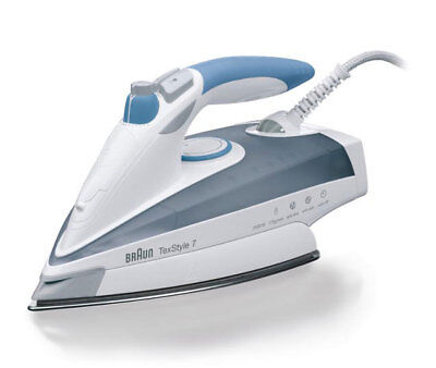 NEW Braun - TS 765ATP - TexStyle 7 Steam Iron from Bing Lee