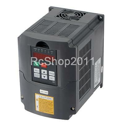 Pro SPWM HY02D223B 220V 10A 2.2KW Variable Frequency Drive Inverter VFD AU