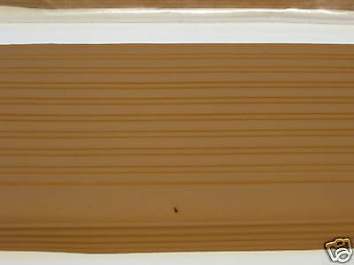Mercedes Palomino Door Sill Mat Set for 107 Chassis.