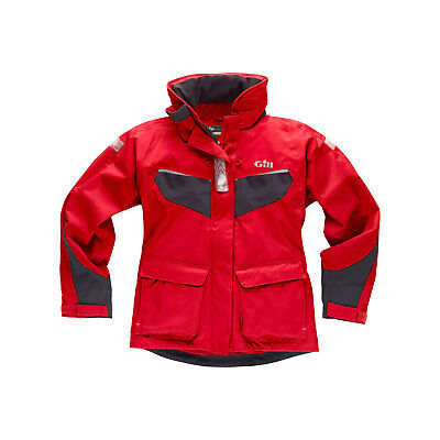 Gill Côte Womens Jacket - Red