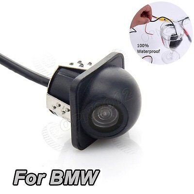 Waterproof NTSC CCD HD Vision Camera Webcam Car Reverse Parking Backoff For BMW