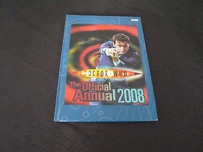 Doctor Who The Official Annual 2008 (Hardback)  ..