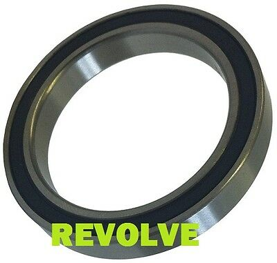 6802 2RS Thin Section Bearing. 61802 2RS Cycle Bearing - 15x24x5mm Free P&P