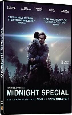 """DVD """"Midnight Special""""  Michael Shannon NEUF SOUS BLISTER"""