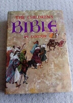 The Children's Bible In Colour - Paul Hamlyn First Edition 1964