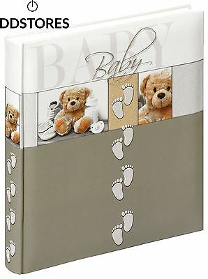 Walther Album Bébe My Friend UK 175 28x30 5 cm 50 Pages Blanches
