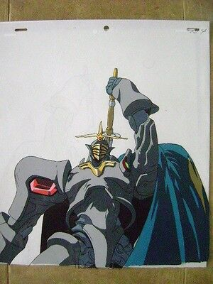 The Vision Of Escaflowne Guymelf Scherazade Anime Production Cel 3