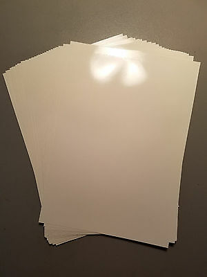 Olympus P-A4N Gloss Photo Paper P-400 25 Sheets 8.25 X 11.7 LIKE NEW